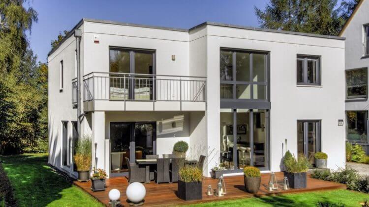 Votre maison toit terasse
