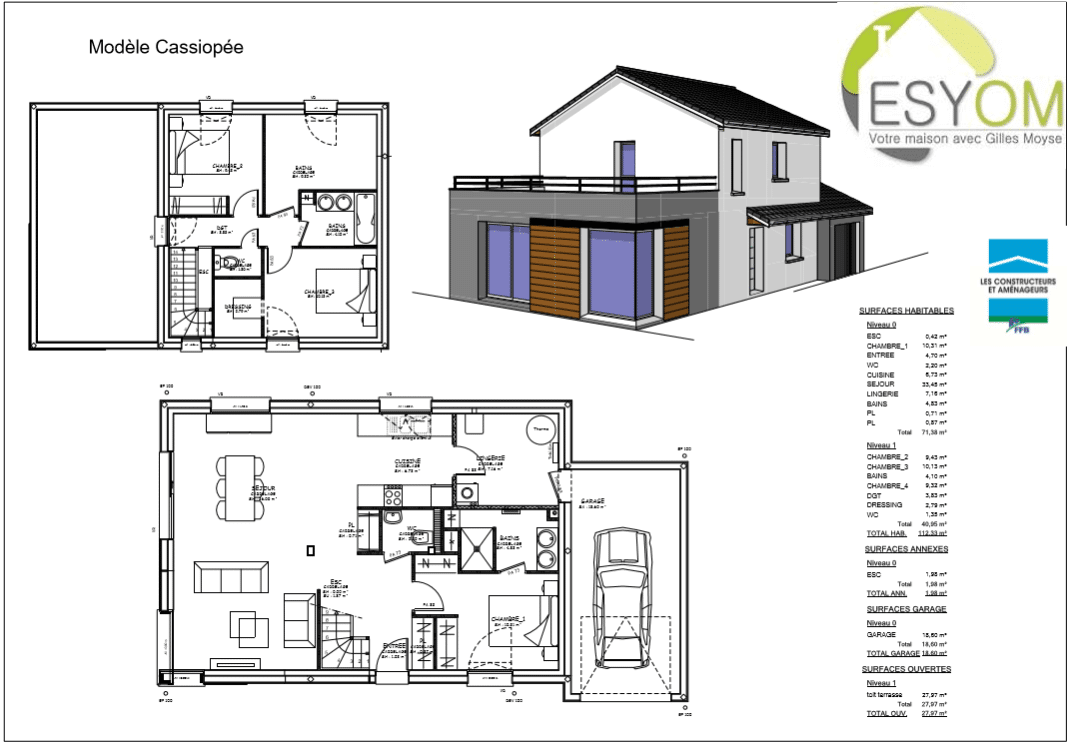 Bon plan construction maison photos de conception de for Plan maison 2016
