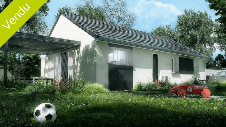 Maison moderne proche Dijon
