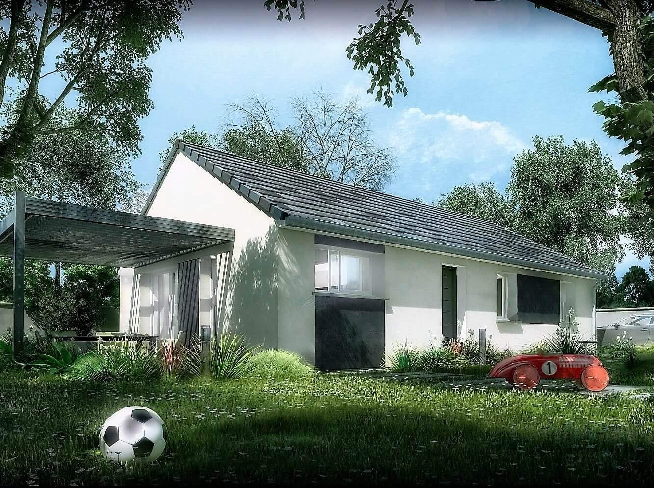 Maison sur plans Dijon