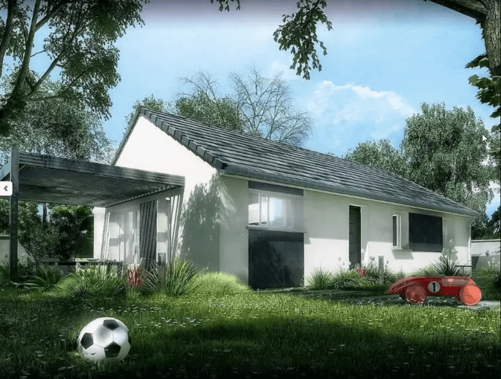 Maison neuve Perrigny-Lès-Dijon