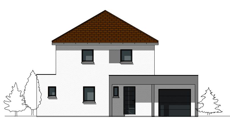 Construction maison neuve Libra