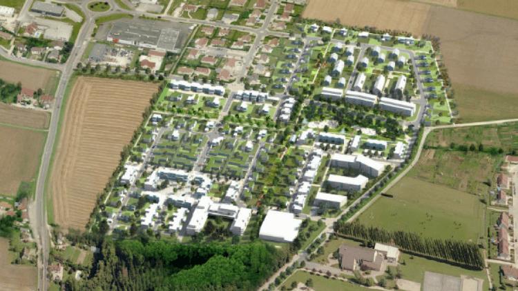 terrains Sennecey lès Dijon