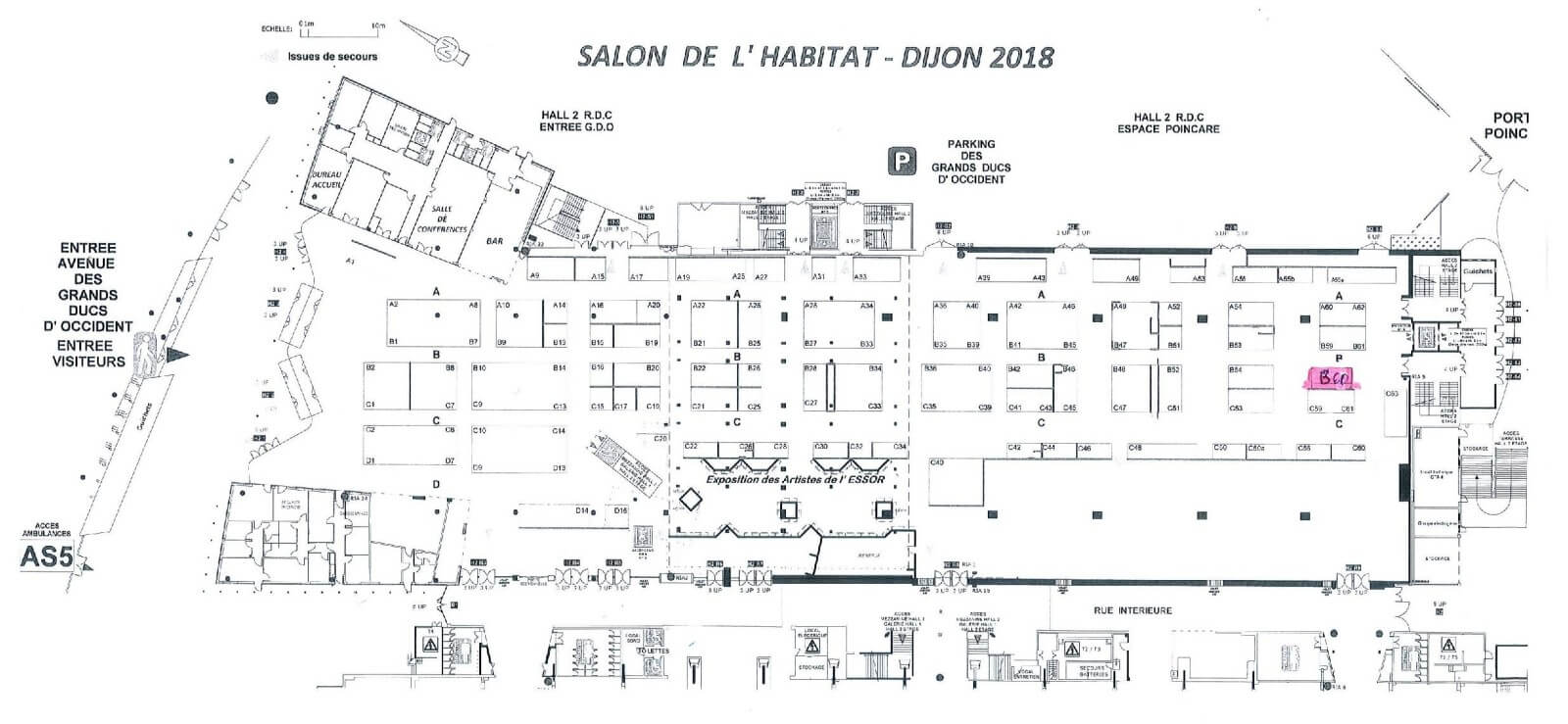 Salon habitat esyom esyom for Salon de l habitat colmar
