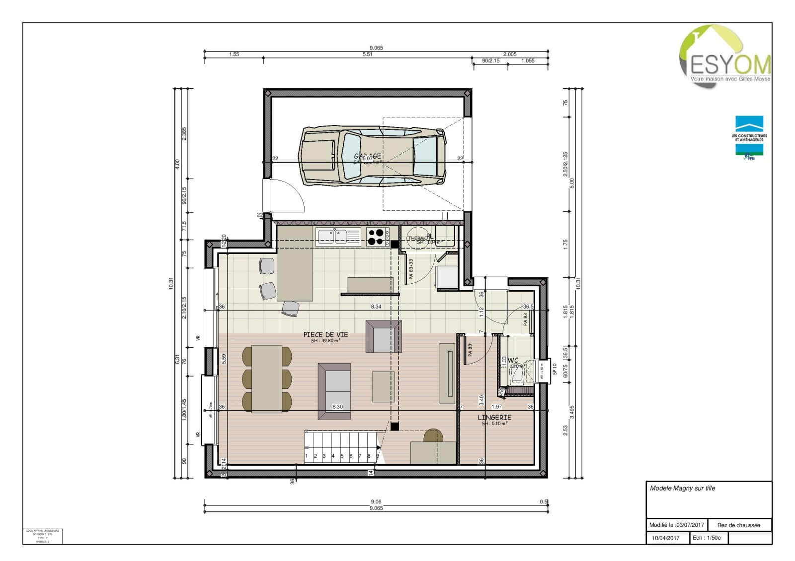 construction maison magny sur tilles