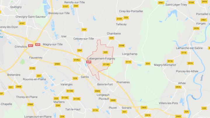 terrains disponibles à Labergement-Foigney