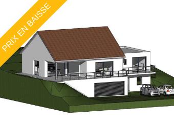 Construction de maison neuve à Savigny-lès-Beaune