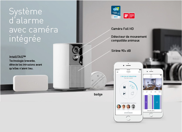 Systeme Somfy One +