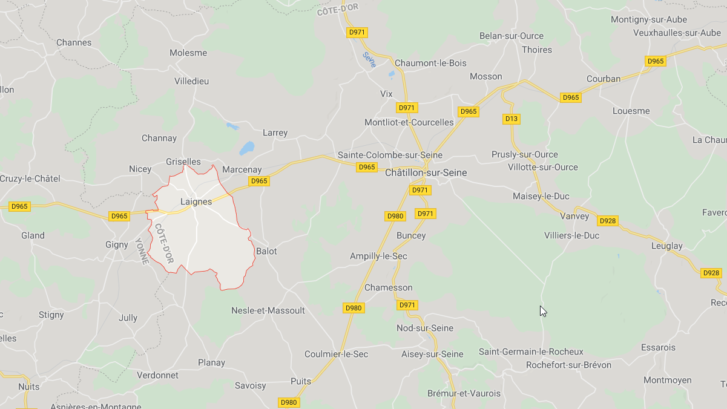 Terrains constructibles à vendre à Laignes