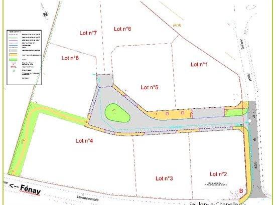 Terrains constructibles à vendre à Fenay