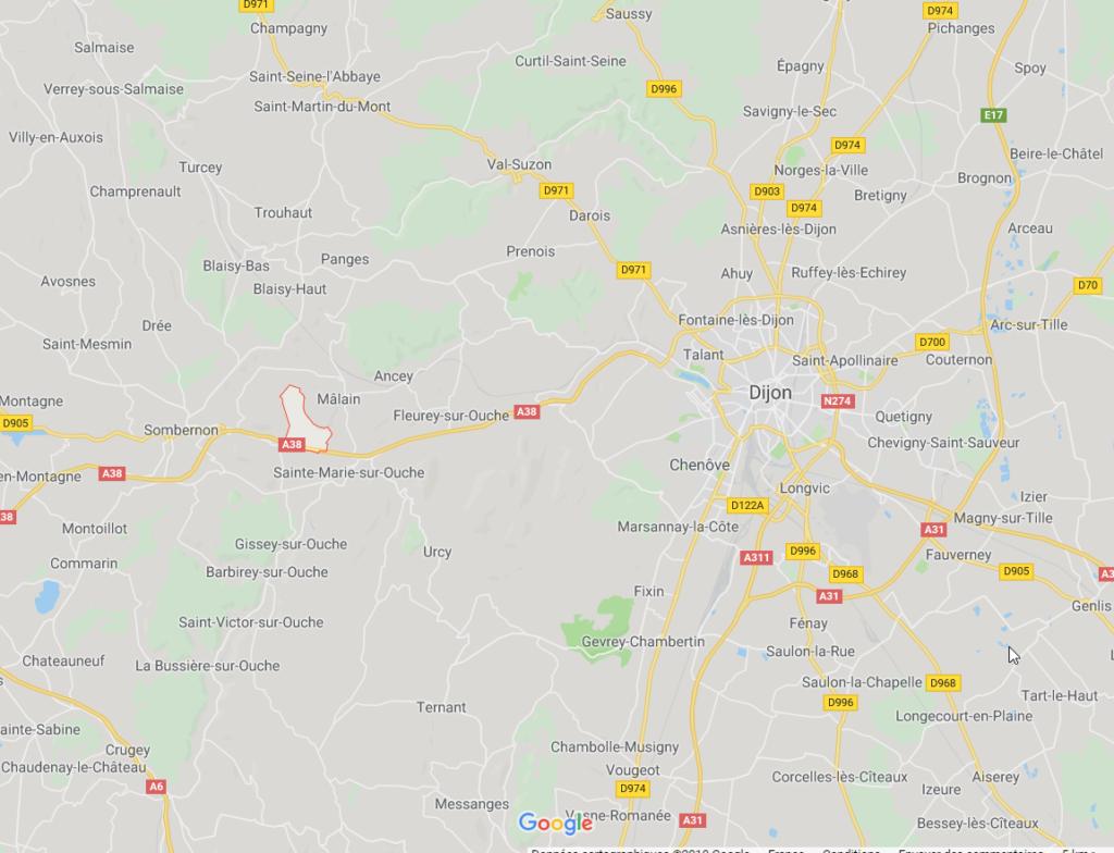 terrain viabilisés à vendre à Prâlon