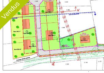 VENDUS - terrains à vendre à Prâlon