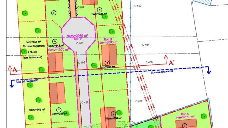 terrains à vendre à Prâlon