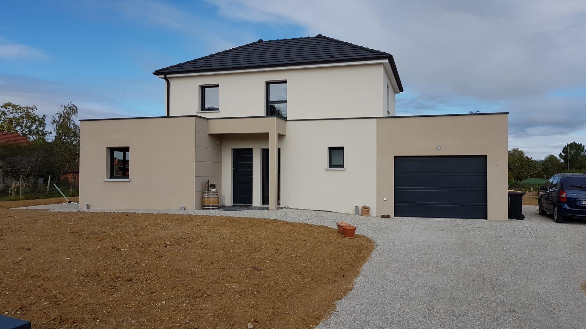 Maison moderne Beaune