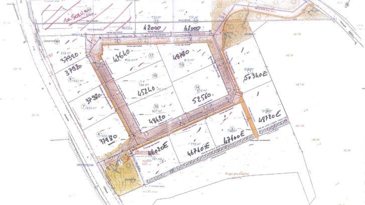Terrains à vendre à Fontaine Française