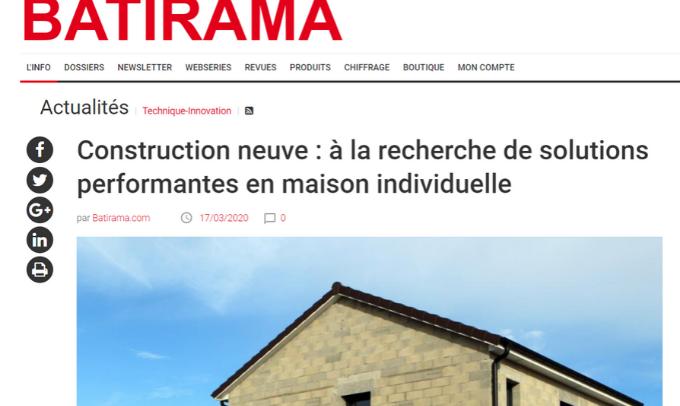 Batirama Article