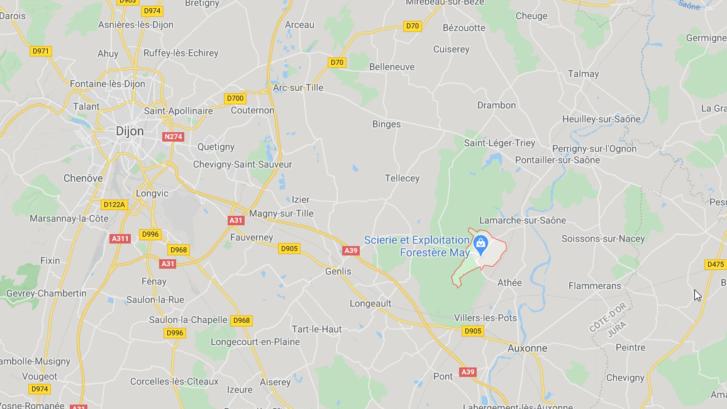 Terrain à vendre à Magny-Montarlot