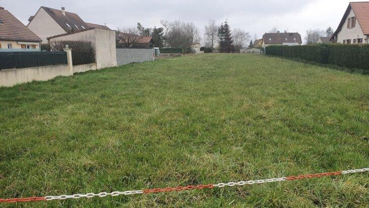 Terrains constructibles à Corcelles-lès-Cîteaux