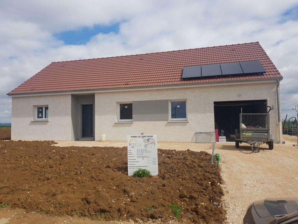 Maison traditionnelle neuve Dijon