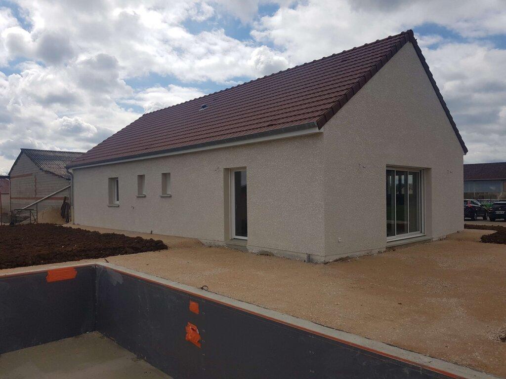 Maison traditionnelle Dijon