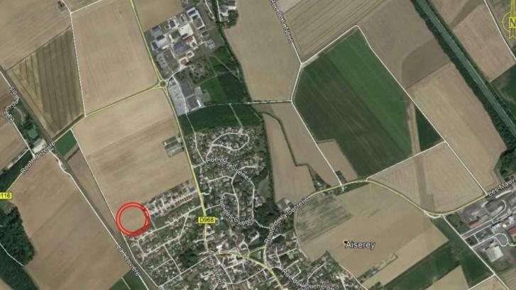 Terrains à vendre à Aiserey - La Louvière